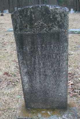 PENNINGTON, ELENDER THOMAS - Dallas County, Arkansas   ELENDER THOMAS PENNINGTON - Arkansas Gravestone Photos
