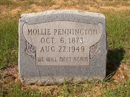 PENNINGTON, MOLLIE - Dallas County, Arkansas | MOLLIE PENNINGTON - Arkansas Gravestone Photos