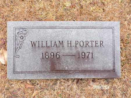 PORTER, WILLIAM H - Dallas County, Arkansas | WILLIAM H PORTER - Arkansas Gravestone Photos