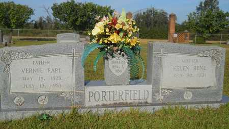 PORTERFIELD, VERNIE EARL - Dallas County, Arkansas | VERNIE EARL PORTERFIELD - Arkansas Gravestone Photos