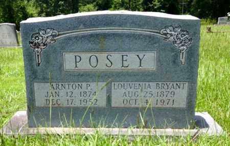 POSEY, LOUVENIA - Dallas County, Arkansas | LOUVENIA POSEY - Arkansas Gravestone Photos