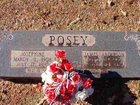 POSEY, JOSEPHINE - Dallas County, Arkansas   JOSEPHINE POSEY - Arkansas Gravestone Photos