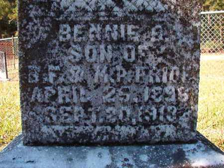 PRIDE, BENNIE E - Dallas County, Arkansas | BENNIE E PRIDE - Arkansas Gravestone Photos