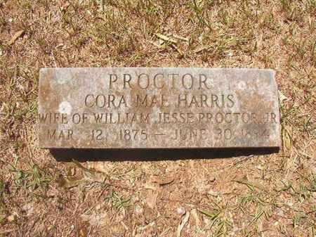 PROCTOR, CORA MAE - Dallas County, Arkansas | CORA MAE PROCTOR - Arkansas Gravestone Photos