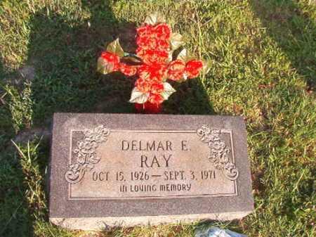 RAY, DELMAR E - Dallas County, Arkansas   DELMAR E RAY - Arkansas Gravestone Photos