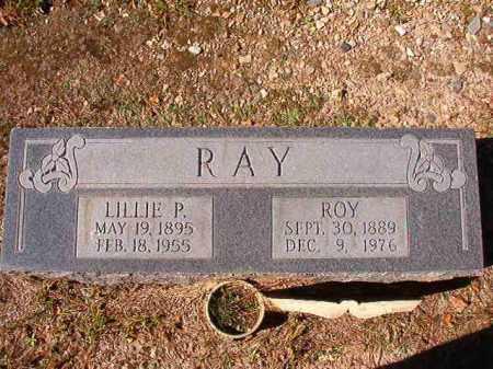 RAY, ROY - Dallas County, Arkansas   ROY RAY - Arkansas Gravestone Photos