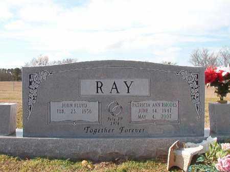 RHODES RAY, PATRICIA ANN - Dallas County, Arkansas | PATRICIA ANN RHODES RAY - Arkansas Gravestone Photos