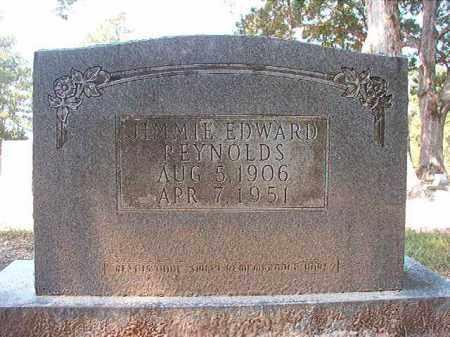 REYNOLDS, JIMMIE EDWARD - Dallas County, Arkansas | JIMMIE EDWARD REYNOLDS - Arkansas Gravestone Photos