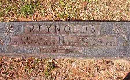 REYNOLDS, LOU ELLA H - Dallas County, Arkansas   LOU ELLA H REYNOLDS - Arkansas Gravestone Photos