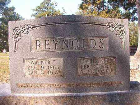 REYNOLDS, CATHERINE E - Dallas County, Arkansas | CATHERINE E REYNOLDS - Arkansas Gravestone Photos