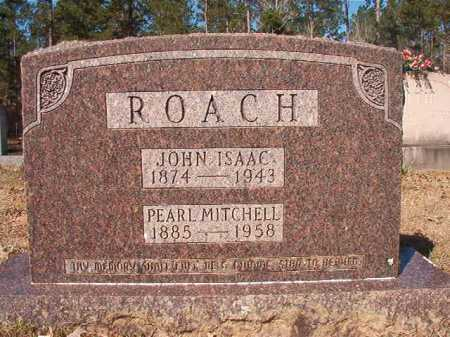 ROACH, JOHN ISAAC - Dallas County, Arkansas | JOHN ISAAC ROACH - Arkansas Gravestone Photos