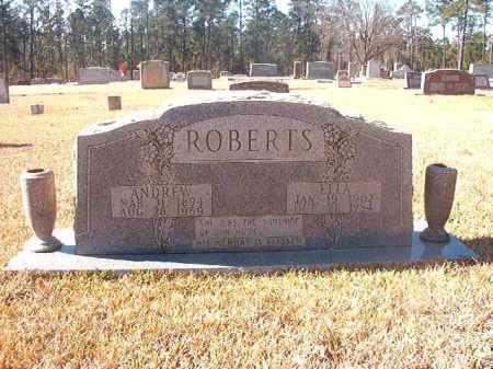 ROBERTS, ANDREW - Dallas County, Arkansas | ANDREW ROBERTS - Arkansas Gravestone Photos