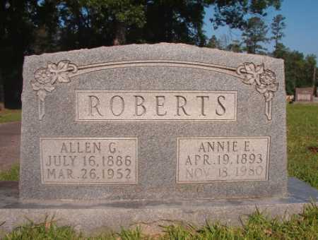 ROBERTS, ANNIE E - Dallas County, Arkansas | ANNIE E ROBERTS - Arkansas Gravestone Photos