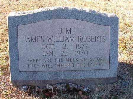 ROBERTS, JAMES WILLIAM - Dallas County, Arkansas | JAMES WILLIAM ROBERTS - Arkansas Gravestone Photos