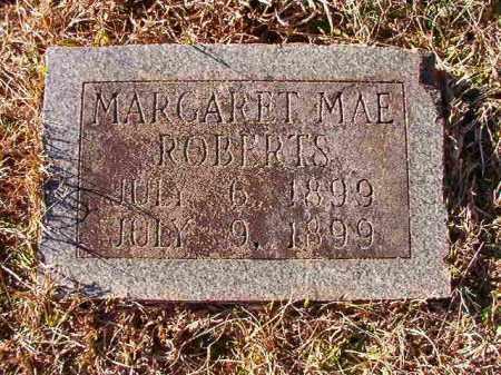 ROBERTS, MARGARET MAE - Dallas County, Arkansas   MARGARET MAE ROBERTS - Arkansas Gravestone Photos