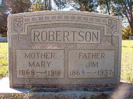 ROBERTSON, JIM - Dallas County, Arkansas | JIM ROBERTSON - Arkansas Gravestone Photos