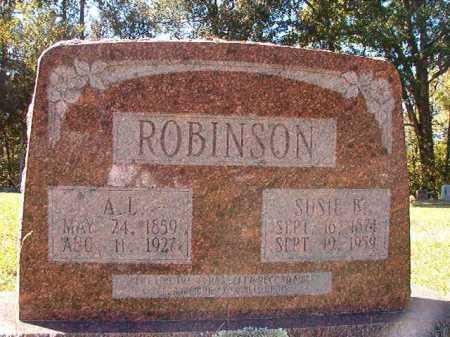 ROBINSON, A L - Dallas County, Arkansas | A L ROBINSON - Arkansas Gravestone Photos