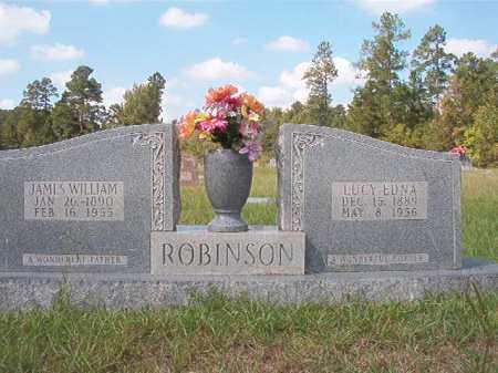 ROBINSON, JAMES WILLIAM - Dallas County, Arkansas | JAMES WILLIAM ROBINSON - Arkansas Gravestone Photos