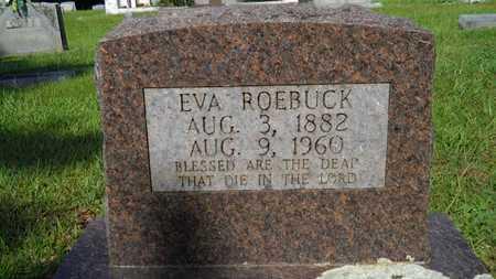ROEBUCK, EVA - Dallas County, Arkansas | EVA ROEBUCK - Arkansas Gravestone Photos