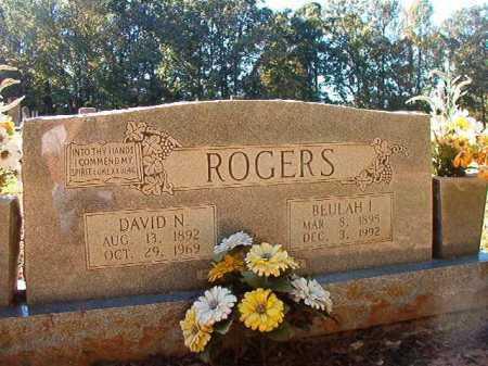 ROGERS, DAVID N - Dallas County, Arkansas   DAVID N ROGERS - Arkansas Gravestone Photos