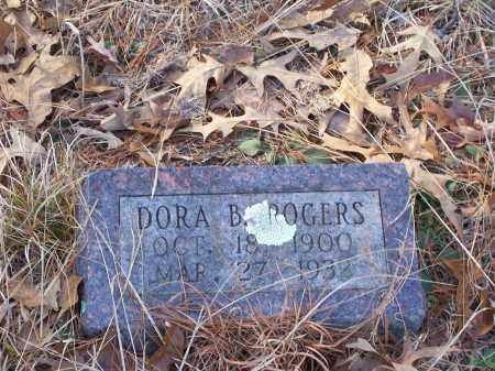 ROGERS, DORA B - Dallas County, Arkansas | DORA B ROGERS - Arkansas Gravestone Photos
