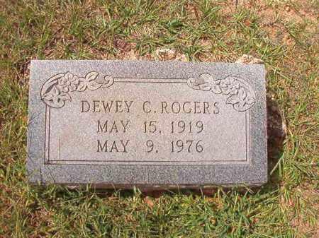 ROGERS, DEWEY C - Dallas County, Arkansas | DEWEY C ROGERS - Arkansas Gravestone Photos
