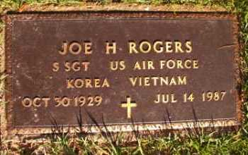 ROGERS (VETERAN 2 WARS), JOE H - Dallas County, Arkansas | JOE H ROGERS (VETERAN 2 WARS) - Arkansas Gravestone Photos