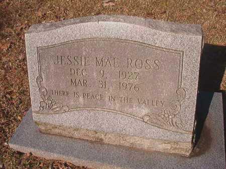 ROSS, JESSIE MAE - Dallas County, Arkansas | JESSIE MAE ROSS - Arkansas Gravestone Photos