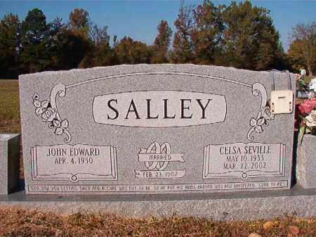 SEVILLE SALLEY, CELSA - Dallas County, Arkansas | CELSA SEVILLE SALLEY - Arkansas Gravestone Photos