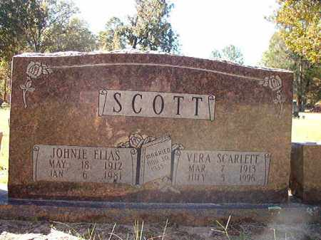 SCOTT, VERA - Dallas County, Arkansas | VERA SCOTT - Arkansas Gravestone Photos