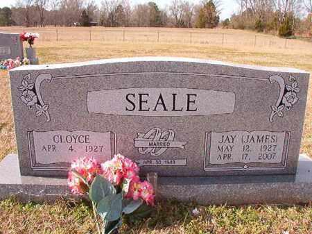JAMES SEALE, JAY - Dallas County, Arkansas | JAY JAMES SEALE - Arkansas Gravestone Photos
