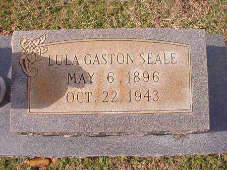SEALE, LULA - Dallas County, Arkansas | LULA SEALE - Arkansas Gravestone Photos