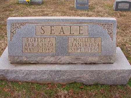 SEALE, MOLLIE E - Dallas County, Arkansas | MOLLIE E SEALE - Arkansas Gravestone Photos