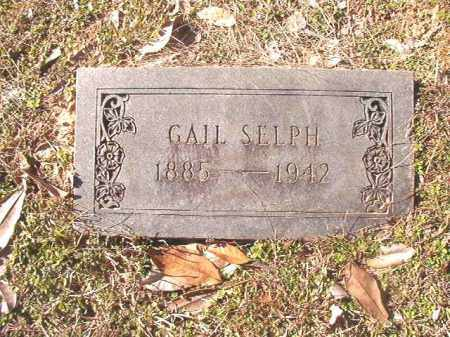 SELPH, GAIL - Dallas County, Arkansas   GAIL SELPH - Arkansas Gravestone Photos