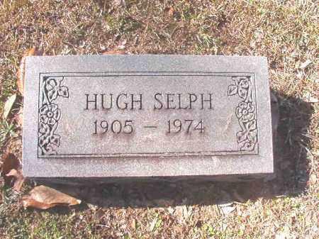 SELPH, HUGH - Dallas County, Arkansas | HUGH SELPH - Arkansas Gravestone Photos