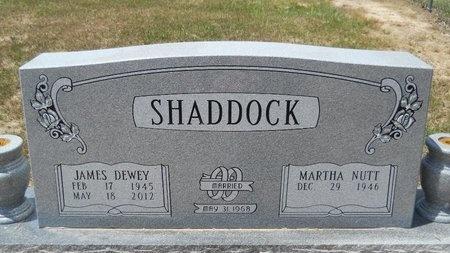 SHADDOCK, JAMES DEWEY - Dallas County, Arkansas | JAMES DEWEY SHADDOCK - Arkansas Gravestone Photos