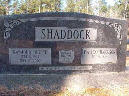 SHADDOCK, RAYMOND EUGENE - Dallas County, Arkansas | RAYMOND EUGENE SHADDOCK - Arkansas Gravestone Photos
