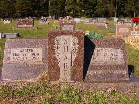 SHARP, MABLE - Dallas County, Arkansas | MABLE SHARP - Arkansas Gravestone Photos