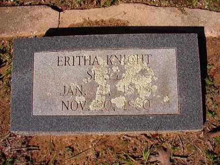 SHELL, ERITHA - Dallas County, Arkansas | ERITHA SHELL - Arkansas Gravestone Photos