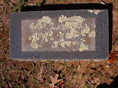 SHELL, ROY S - Dallas County, Arkansas | ROY S SHELL - Arkansas Gravestone Photos