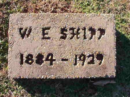 SHIPP, W E - Dallas County, Arkansas | W E SHIPP - Arkansas Gravestone Photos