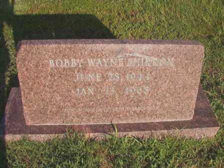 SHIRRON, BOBBY WAYNE - Dallas County, Arkansas | BOBBY WAYNE SHIRRON - Arkansas Gravestone Photos