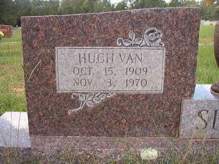 SISSON, HUGH VAN - Dallas County, Arkansas   HUGH VAN SISSON - Arkansas Gravestone Photos