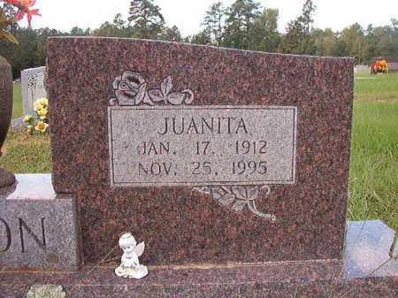 SISSON, JUANITA - Dallas County, Arkansas | JUANITA SISSON - Arkansas Gravestone Photos