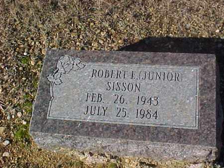 SISSON, ROBERT E. (JUNIOR) - Dallas County, Arkansas | ROBERT E. (JUNIOR) SISSON - Arkansas Gravestone Photos
