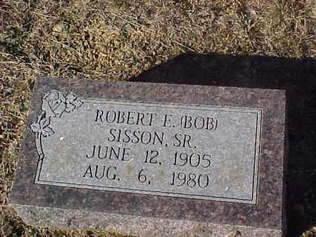 SISSON, ROBERT EDWARD (BOB), SR. - Dallas County, Arkansas | ROBERT EDWARD (BOB), SR. SISSON - Arkansas Gravestone Photos