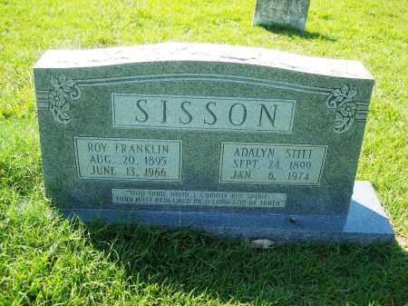 SISSON, ADALYN - Dallas County, Arkansas | ADALYN SISSON - Arkansas Gravestone Photos