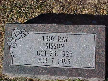 SISSON, TROY RAY - Dallas County, Arkansas | TROY RAY SISSON - Arkansas Gravestone Photos