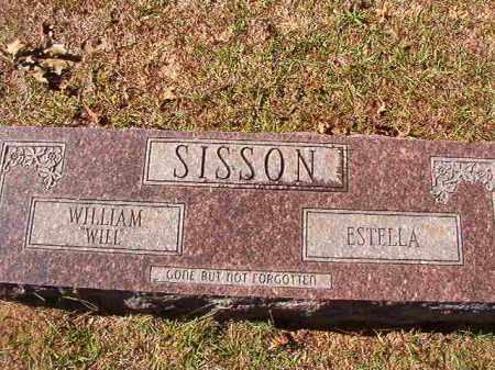 """SISSON, WILLIAM """"WILL"""" - Dallas County, Arkansas   WILLIAM """"WILL"""" SISSON - Arkansas Gravestone Photos"""