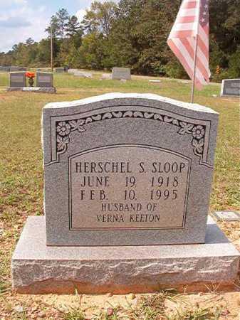 SLOOP, HERSCHEL S - Dallas County, Arkansas | HERSCHEL S SLOOP - Arkansas Gravestone Photos